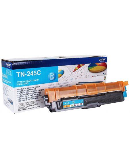 Tóner TN-245C Brother Cian para DCP-9015 HL-3140