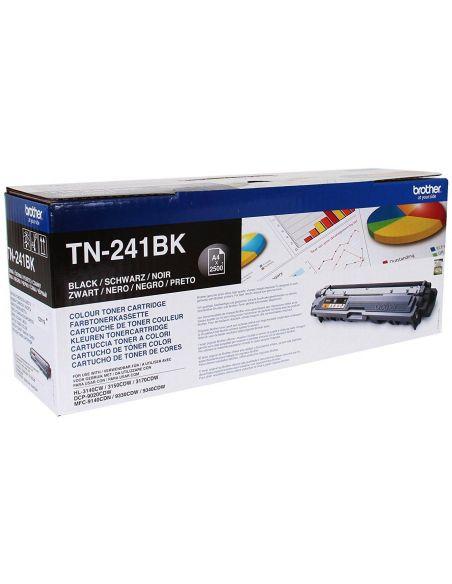 Tóner TN-241BK Brother Negro para DCP-9015 HL-3140