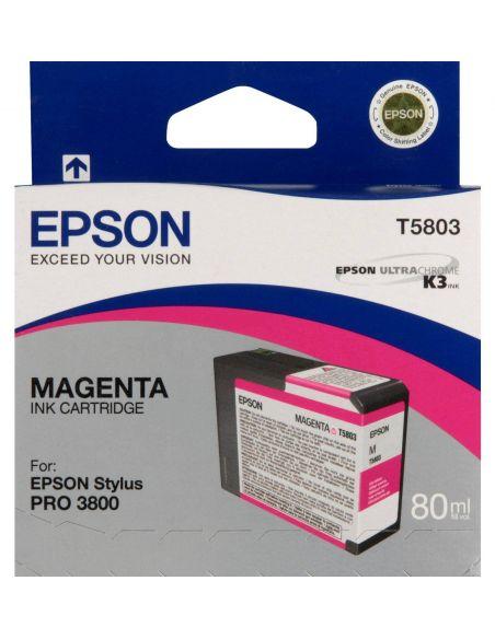 Tinta Epson T5803 Magenta (80ml)