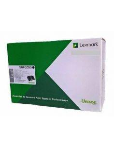 Tambor Lexmark 50F0Z00 NEGRO 500Z (60000 Pág)