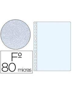 Fundas Folio 16 taladros 80mic (100 Unid) 400005400