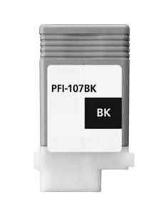 Tinta para Canon PFI-107BK Negro (130ml) No original