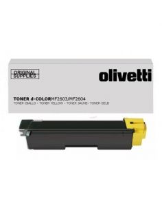 Tóner Olivetti B0949 Amarillo (7000 Pág)