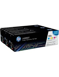 Toner Pack HP CF373AM COLOR Nº125A (1400 pag) Original