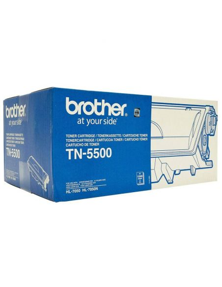 Tóner Brother TN5500 Negro (12000 Pag) para HL7050