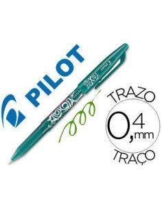 Bolígrafo Frixion Verde 0.4mm Pilot BL-FR7-V