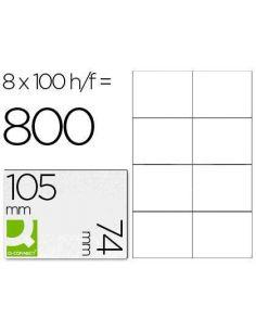 Etiquetas 105x74 A4 (100h. x 8 etiq)