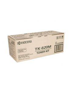 Tóner Kyocera TK-820M Magenta (7000 Pág)
