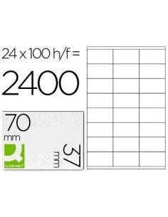 Etiquetas 70x37 A4 (100h. x 24 etiq)