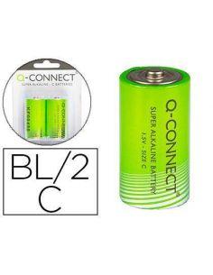 Pila alcalina C -blister con 2 pilas KF00490