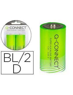 Pila alcalina D -blister con 2 pilas KF00491