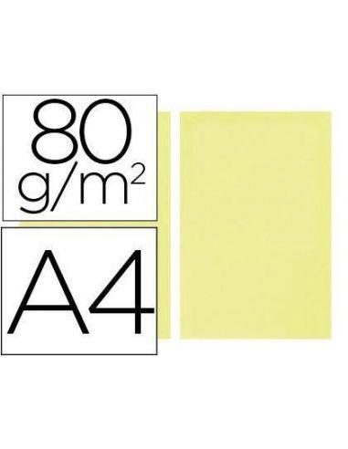 Papel A4 multifuncion color Champagne 500h. 80g/m²