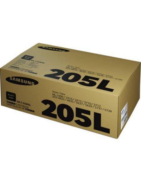 Tóner Samsung D205L Negro SU967A para ML3310 ML3710