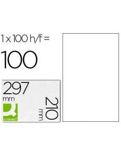 Etiquetas 210x297 A4 (100h. x 1 etiq)