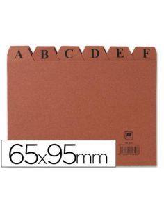 Indice fichero carton -nº 1 -tamaño 65x95 IC01