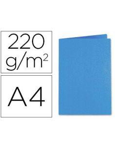 Subcarpetas FOLIO Azul 250g/m² (100 Unid) 410010E