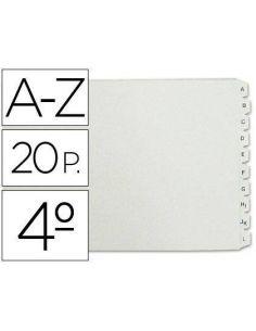 Separador alfabetico multifin plastico 3003 4635301