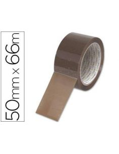 Precinto marron 66x50mm para embalaje 45mic KF27010