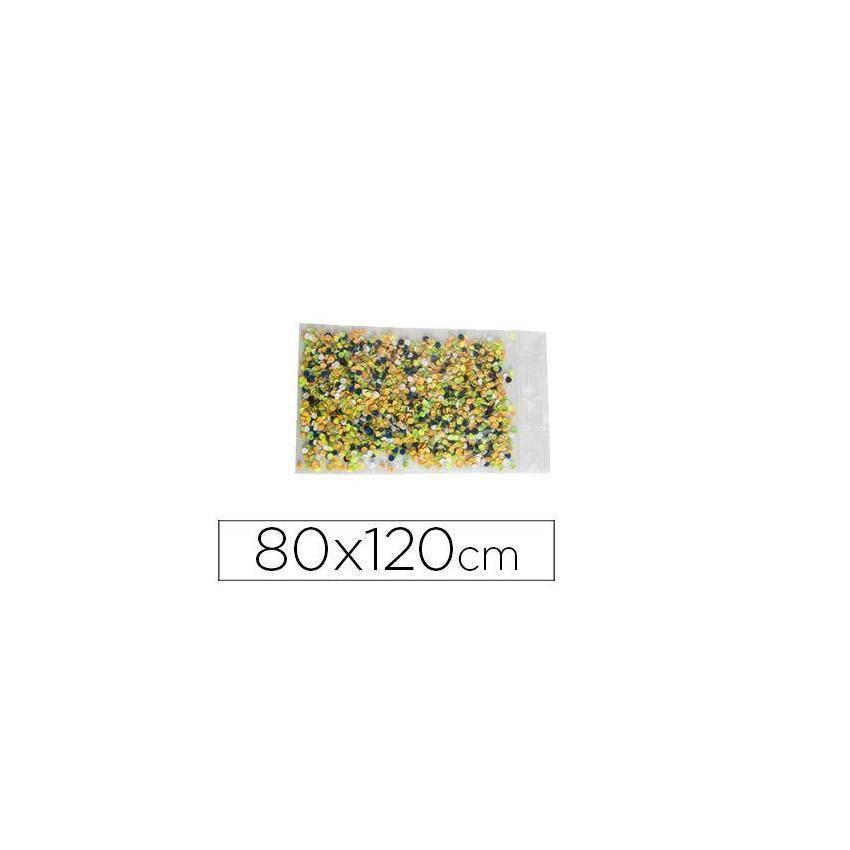 Bolsa plastico autocierre 80x120 mm (100 unid) 5188