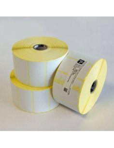 Rollo de etiquetas 102x38mm (1790 Unid) termicas Zebra Z-Perform 1000D 880191-038D