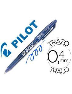 Bolígrafo Roller Frixion Pilot Azul Trazo 0,4mm BL-FR7-L