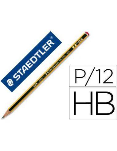 Lapiz HB Noris Grafito Staedtler 120-2