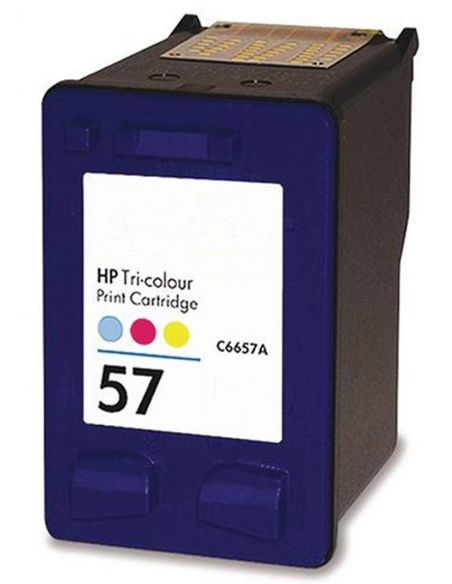 Tinta para HP 57 color C6657AE (18ml)(500 Pág) No original