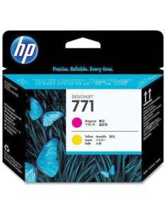 Cabezal HP 711 Magenta/Amarillo