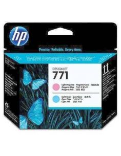 Cabezal HP 711 Cian claro/Magenta claro