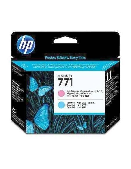 Cabezal HP 711 Light Cian/Light Magenta CE019A
