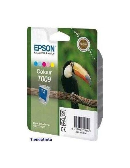 Tinta Epson T009 COLOR C13T009401 (66ml)