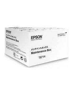 Botella residual Epson T6714