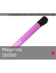 Toner para Konica Minolta A11G351 Magenta TN216M (26000 Pag)(No original)