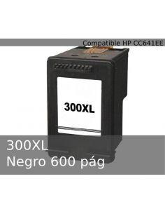 Tinta para HP Negro Nº300XL (600 pág)(No original)
