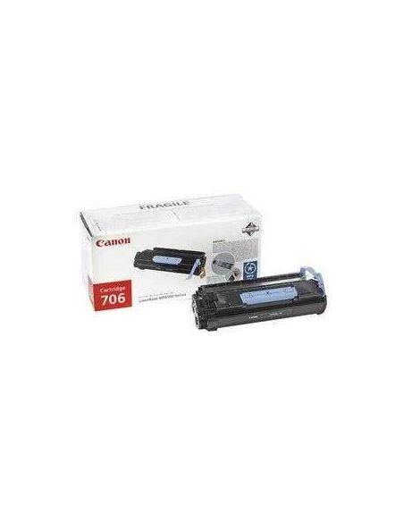 Tóner Canon 0264B002 706 Negro para LaserBase MF6530 MF6540