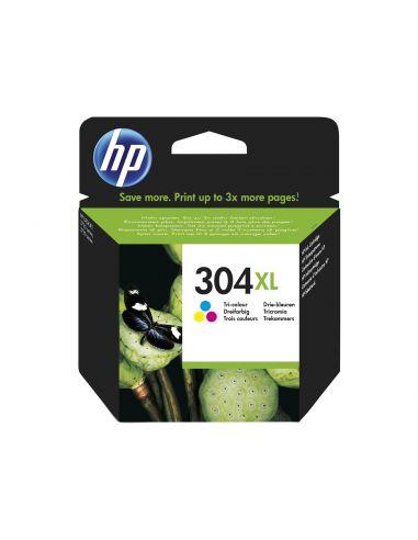 Tinta HP 304XL Tricolor N9K07AE (300 Pág)