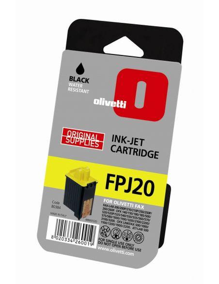 Tinta Olivetti B0384 Negro FPJ20