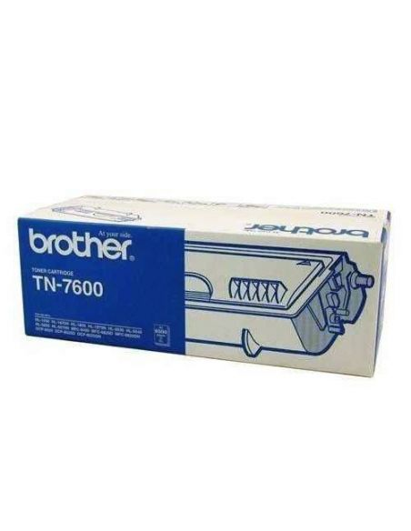 Tóner Brother TN7600 Negro (6500 Pág)