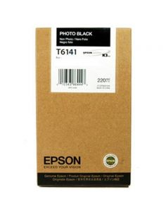 Tinta Epson T6141 Negro photo (220ml)