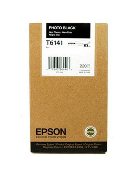 Tinta Epson T6141 Negro photo C13T614100 (220ml)