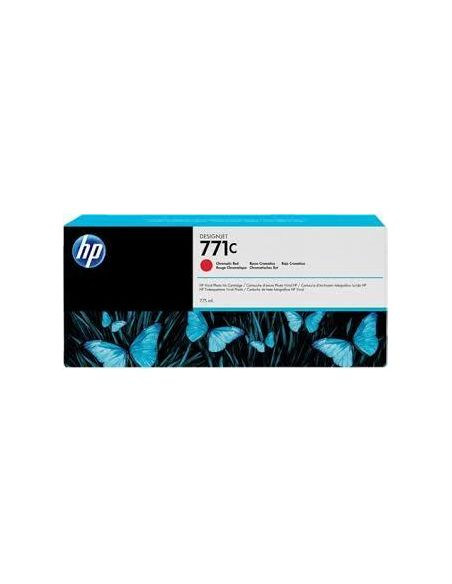 Tinta HP 771 Rojo B6Y08A (775ml)