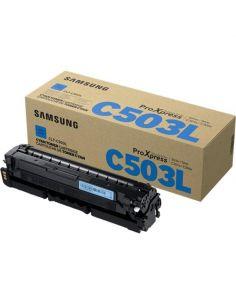 Tóner HP - Samsung CLTC503L/SU014A Cian (5000 Pág) Original