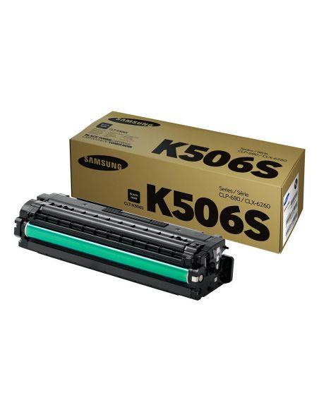 Tóner Samsung K506S Negro (2000 Pag) para CLP680 y mas