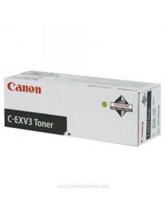 Tambor Canon C-EXV3 Negro 6647A002 (15000 Pág)