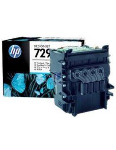 Cabezal HP 729 Negro mate/Cian/Magenta/Amarillo F9J81A