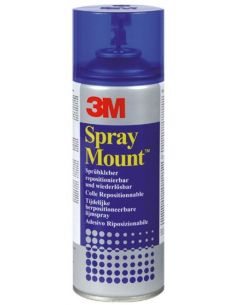 Adhesivo Spray Mount Spray 400ml Reposicionable YP208060548