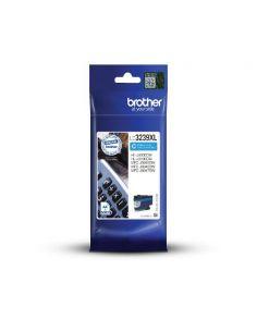Tinta Brother LC3239XLC Cian (5000 Pág)