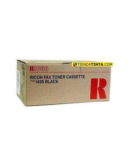 Tóner Ricoh 430244 Type 1435D Negro para Fax 1800 1900