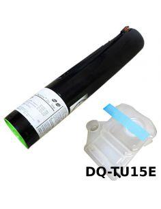 Tóner DQ-TU15E para Panasonic Negro No original para Workio DP2230 DP2300
