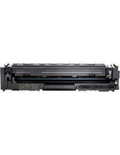 Toner para HP 203X/203A Negro CF540X/CF540A (3200 Pag) No original